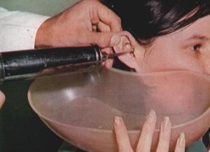 Промывание при прорыве фурункула