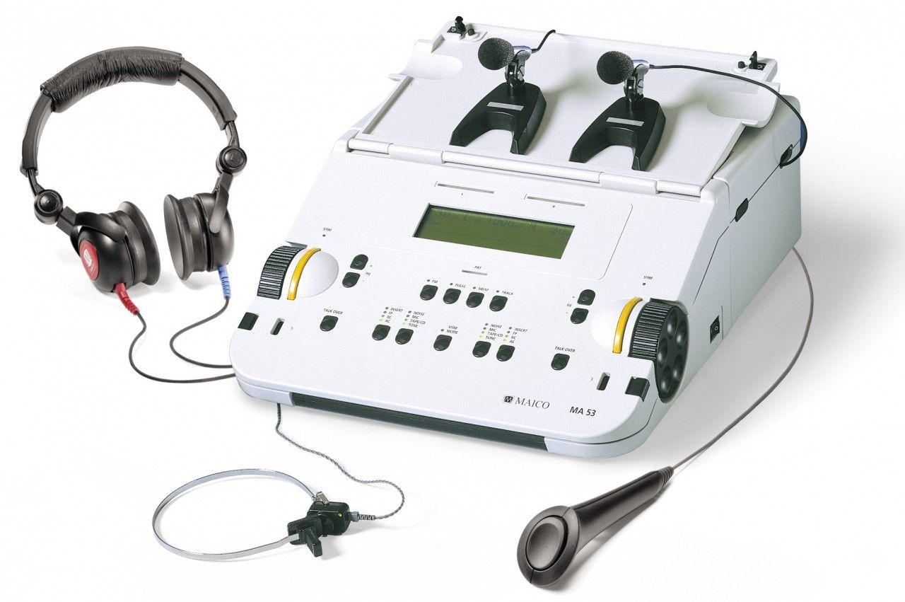 Аудиометр для обследований
